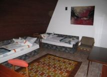 pokój sypialny balkonowy