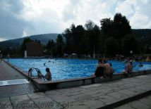Kompleks basenowy w Międyzbrodziu Bialskim