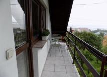 balkon - piętro