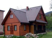 Domek mniejszy - pokoje 2 osobowe
