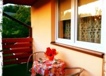 Pokój z łazienką (balkon)