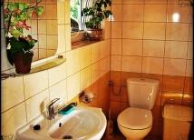 Łazienka (nowe pokoje z łazienkami oraz balkonami)