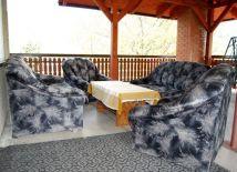 Wypoczynek na balkonie