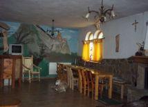 Salon duży z kominkiem